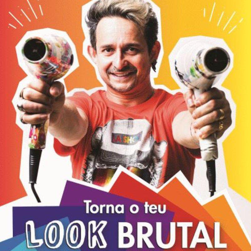 Livro Torna o Teu Look Brutal de Robertinho Marques