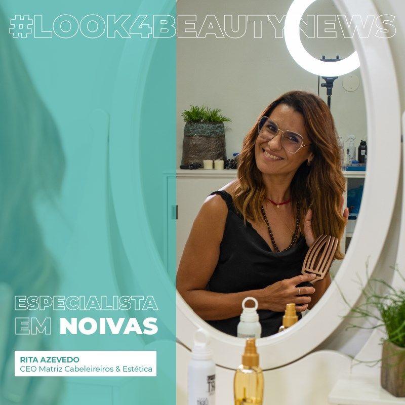 Rita Azevedo, especialista em Noivas conta-nos como se apaixonou pela área!